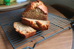 Weekend Breakfast {Banana Bread}