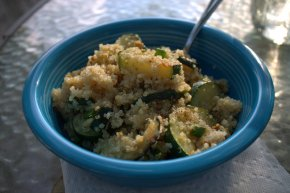 Zucchini and Quinoa Salad