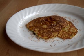 Easy {banana} Pancakes
