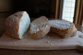 Easy Awesome Rustic Bread